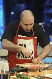 Paquirrín cocina 'pollo a la Pantoja' en 'El hormiguero'