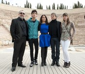 Álex de la Iglesia trabaja en su nuevo filme, 'La chispa de la vida'