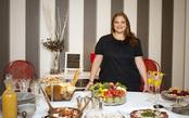 Caritina Goyanes presenta 'Celebraciones fáciles' en el canal Decasa