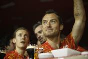 Jude Law en los Carnavales de Río de Janeiro