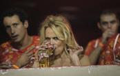 Pamela Anderson en los Carnavales de Río de Janeiro