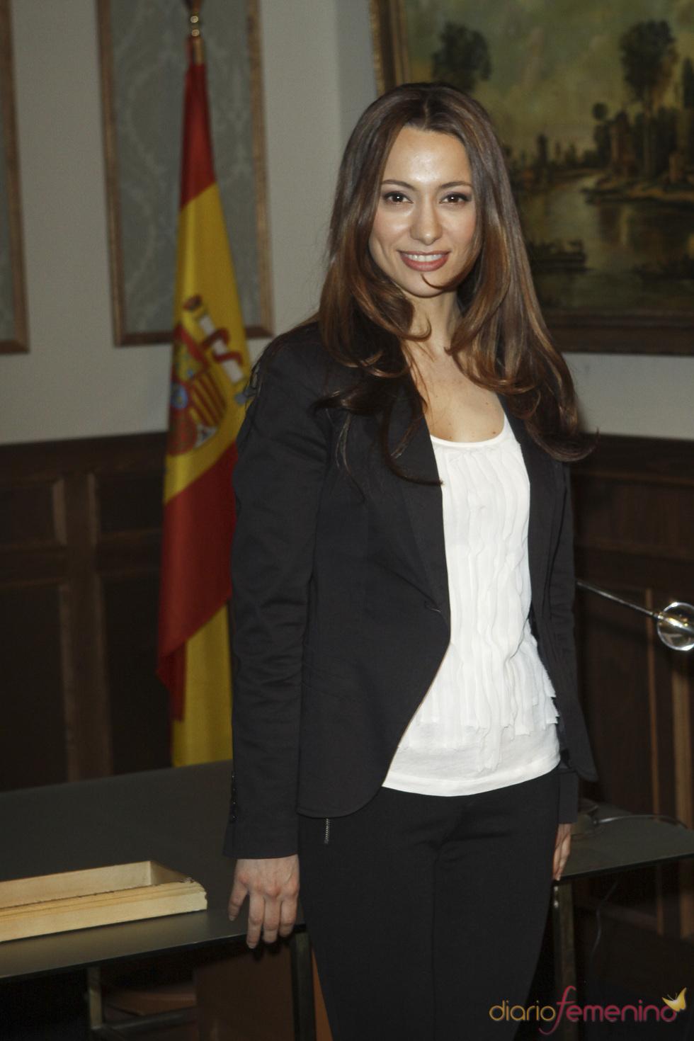 Natalia Verbeke es Adriana en 'Doctor Mateo'