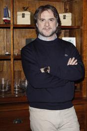 Xavi Mira en la presentación de la quinta temporada de 'Doctor Mateo'