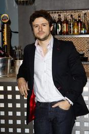 Diego Martín en la presentación de la quinta temporada de 'Doctor Mateo'
