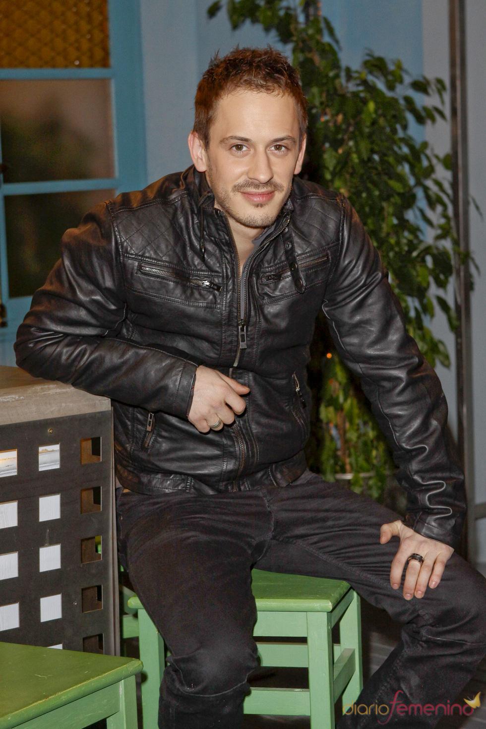 Elio González en la presentación de la quinta temporada de 'Doctor Mateo'
