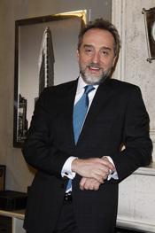 Gonzalo de Castro en la presentación de la quinta temporada de 'Doctor Mateo'