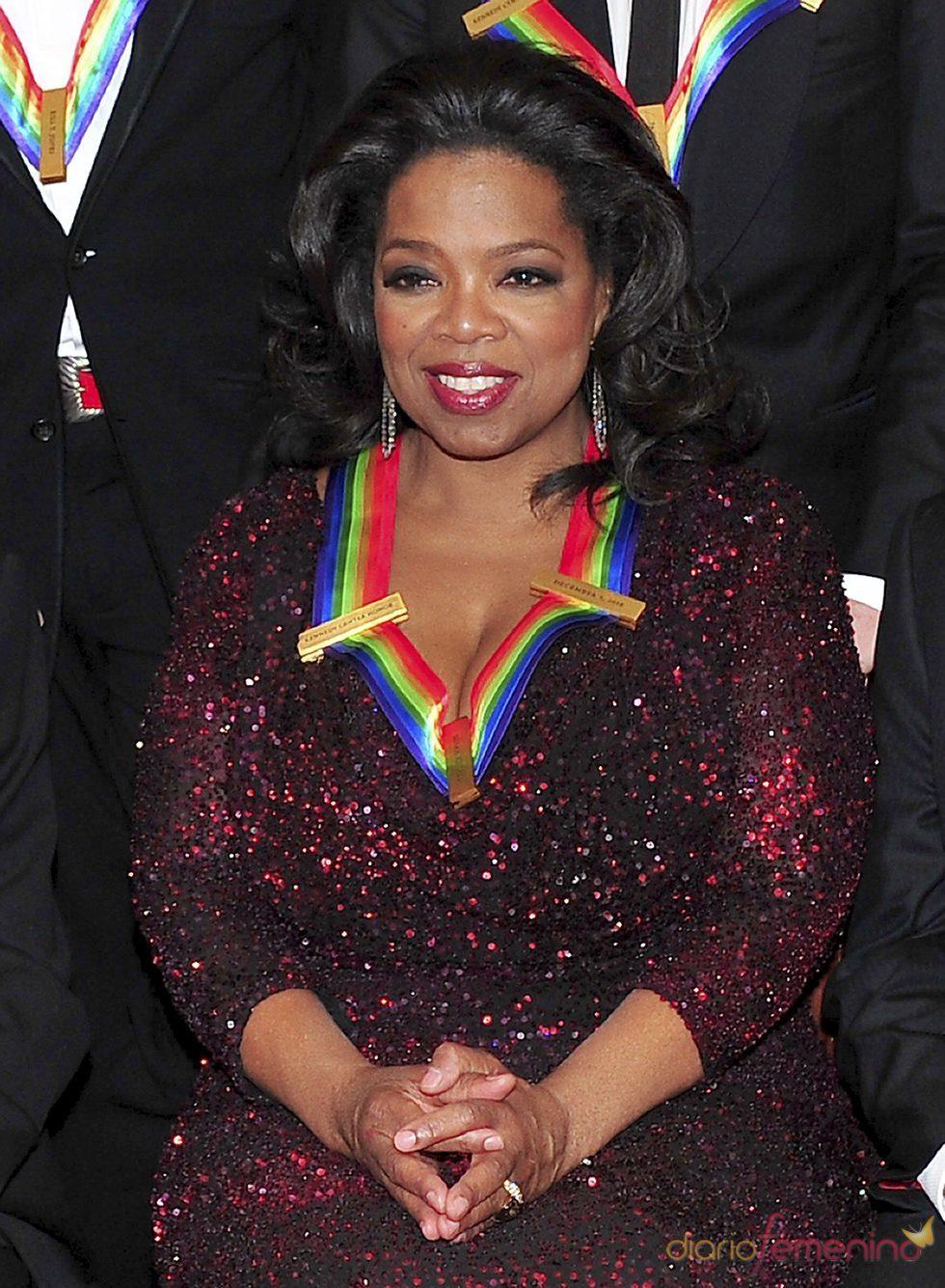 Oprah Winfrey, entre las mujeres más admiradas de Estados Unidos