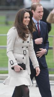 Guillermo de Inglaterra y Kate Middleton visitan Belfast