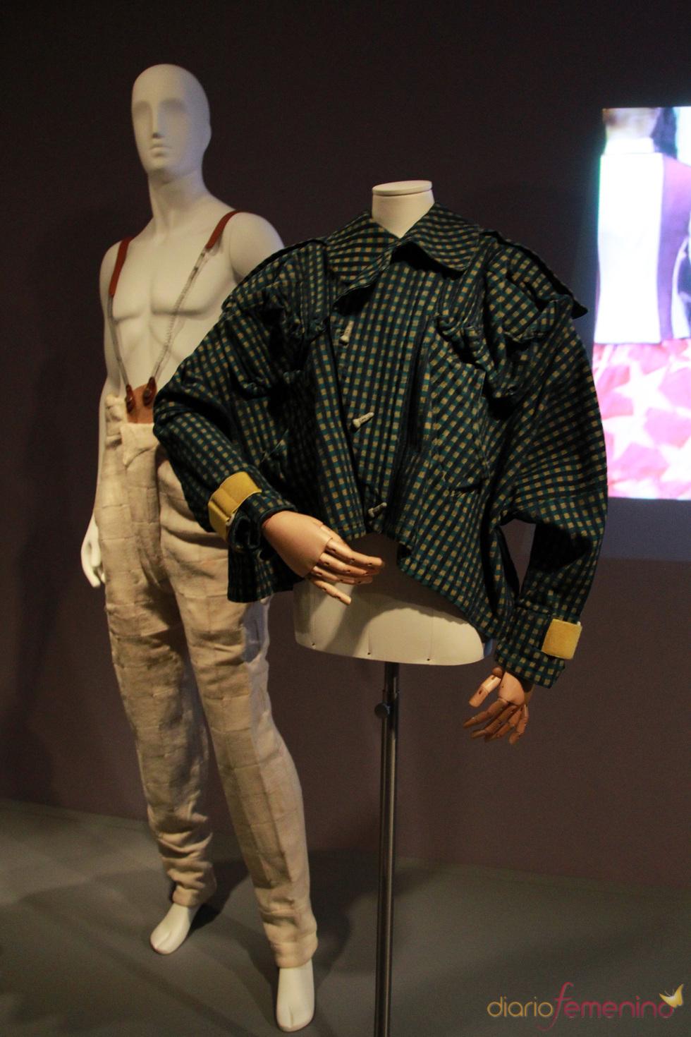 El Instituto de Tecnología de Moda enseña los modelos de Vivienne Westwood.