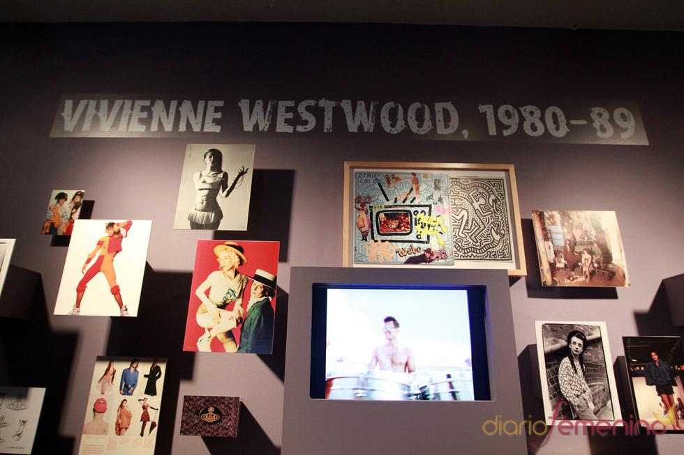 El Instituto de Tecnología de Moda recoge los diseños punk de Vivienne Westwood.