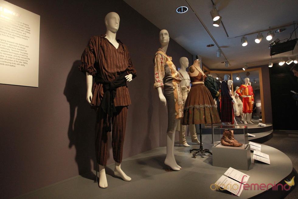 Las creaciones más punk de la diseñadora Vivienne Westwood