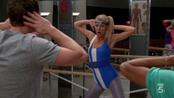 Gwyneth Paltrow saca sus armas de mujer en 'Glee'