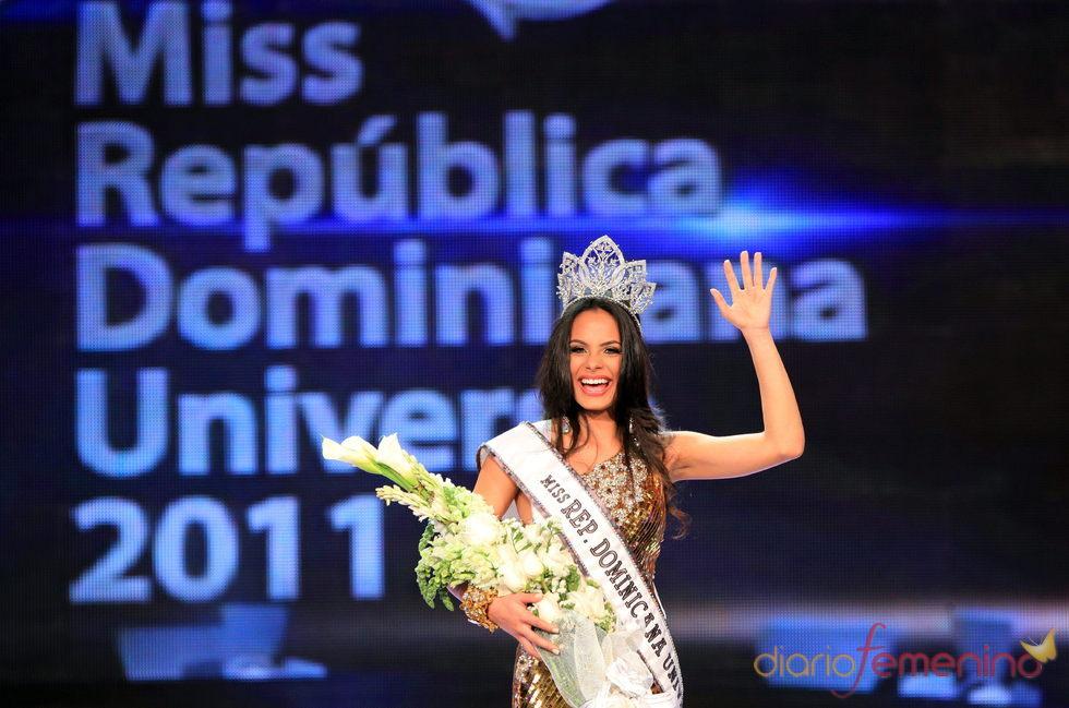 Dalia Fernández, nueva Miss República Dominicana