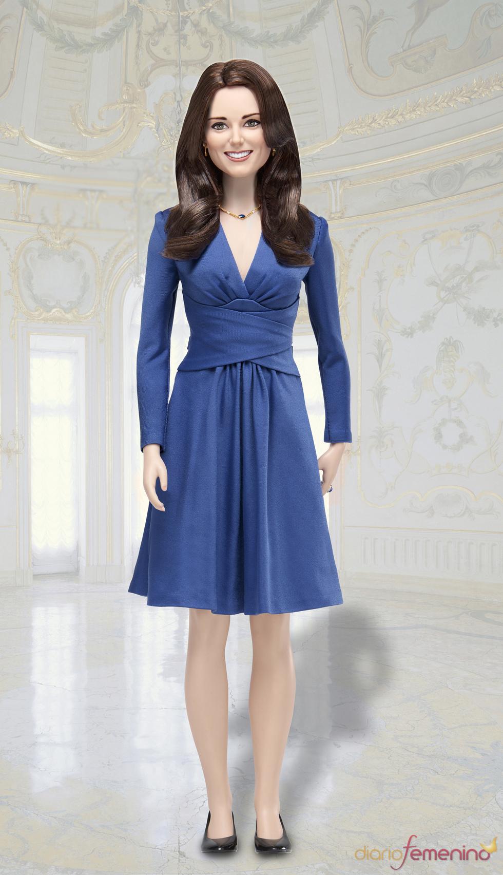 La muñeca Kate Middleton