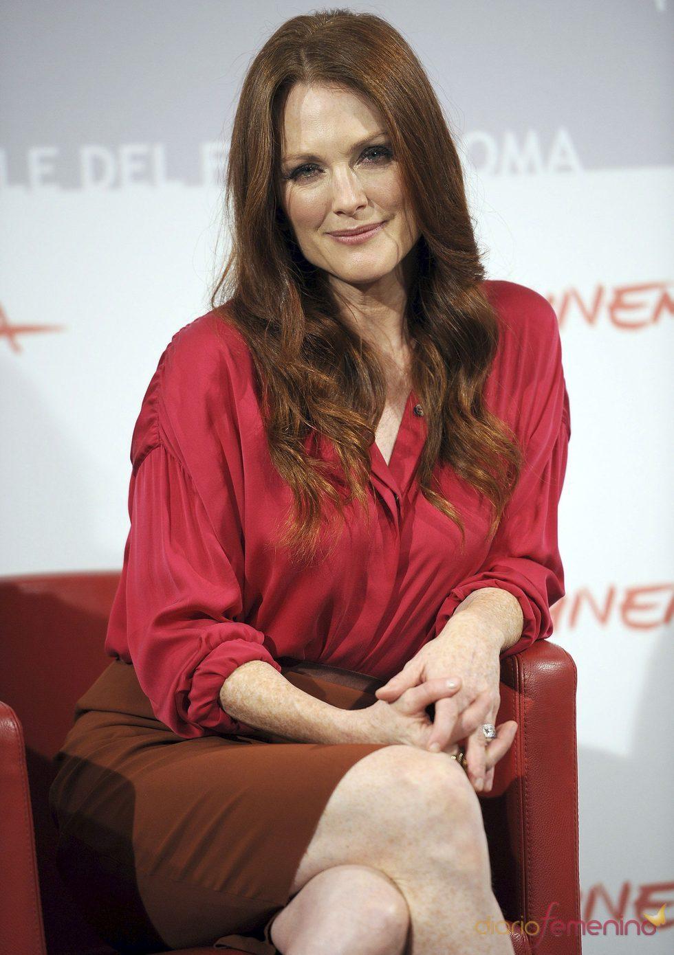Julianne Moore será Sarah Palin en el cine