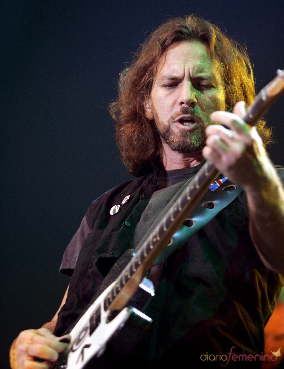 Pearl Jam celebra su 20 aniversario musical