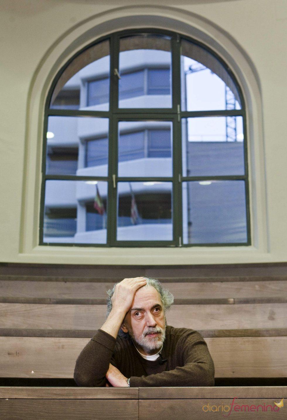 Fernando Trueba presenta 'Chico y Rita' en Zaragoza