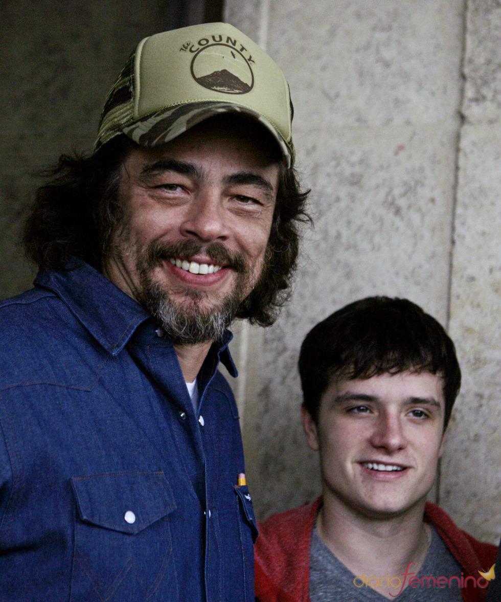 Benicio del Toro disfruta su experiencia como director