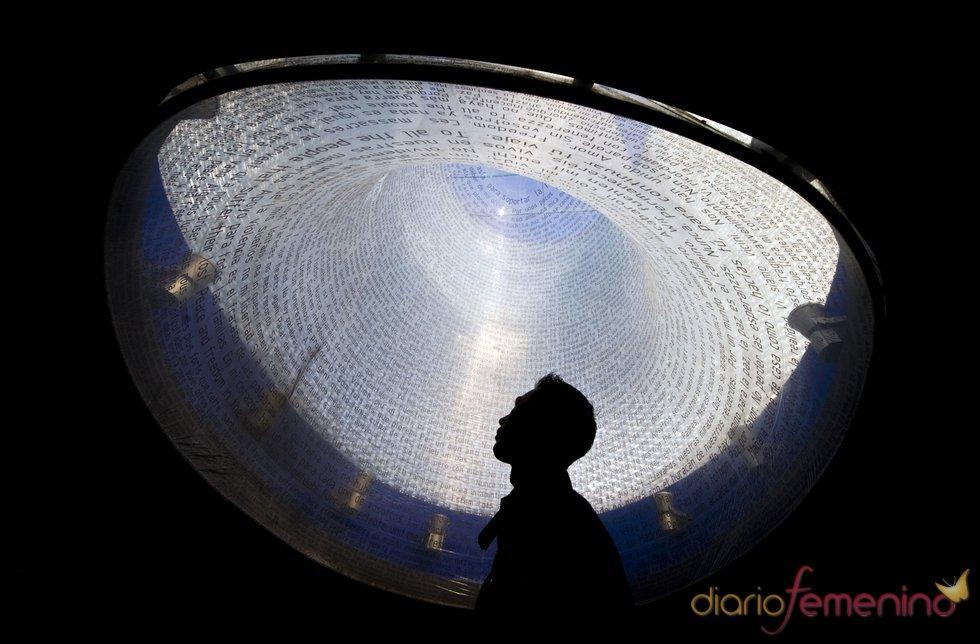 Monumento a las vícitmas del 11m en Atocha