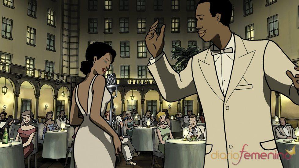 Fotograma de la película 'Chico & Rita'