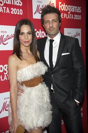Nerea Garmendia y Jesús Olmedo en los Premios Fotogramas de Plata 2010