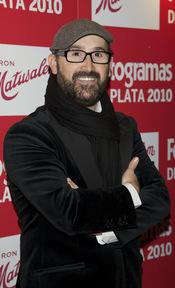 Javier Cámara en los Premios Fotogramas de Plata 2010