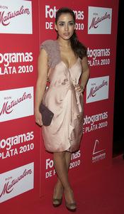 Inma Cuesta en los Premios Fotogramas de Plata 2010