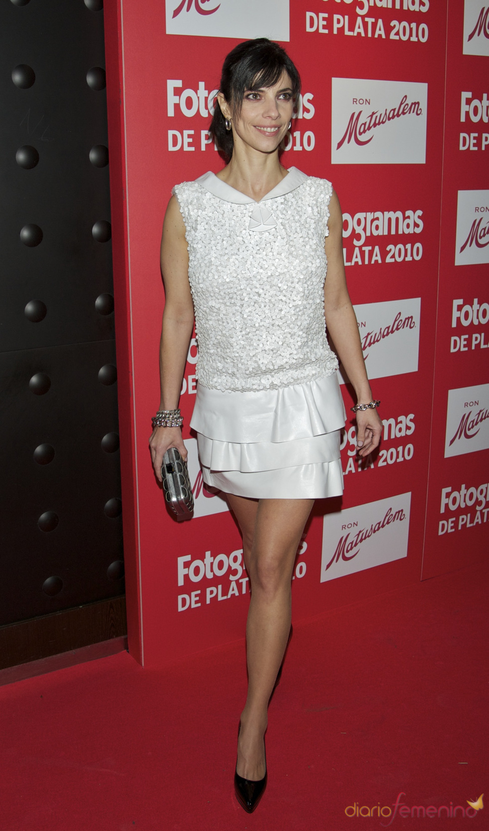 Maribel Verdú en los Premios Fotogramas de Plata 2010
