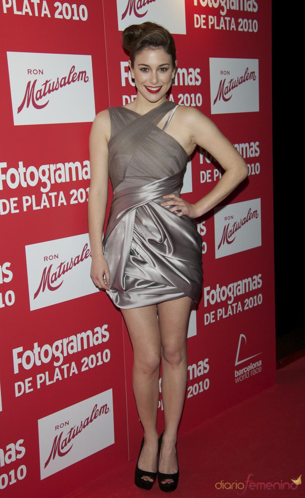 Blanca Suárez en los Premios Fotogramas de Plata