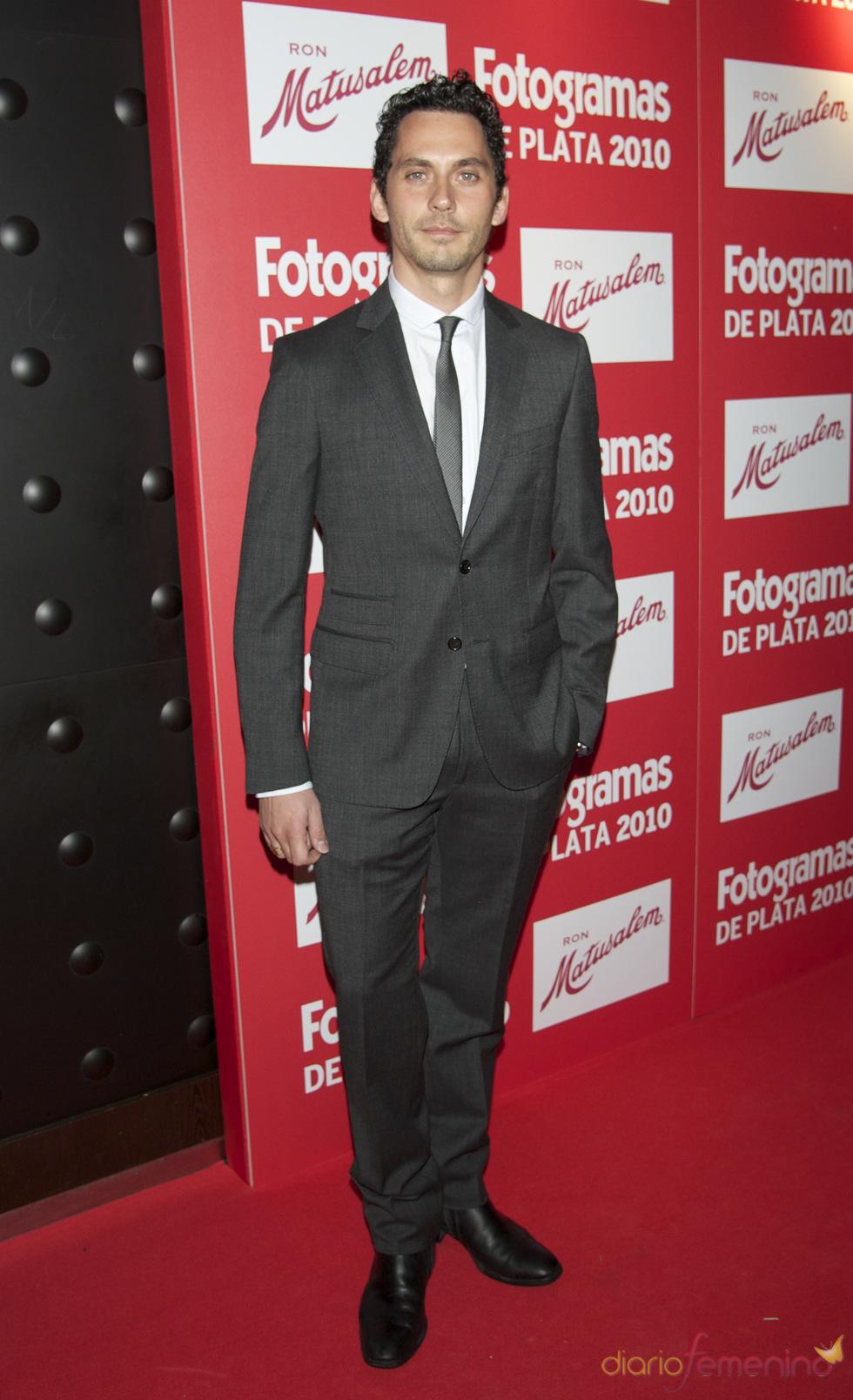 Paco León en los Premios Fotogramas de Plata 2010