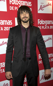 David Janer en los Premios Fotogramas de Plata 2010