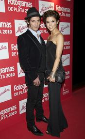 Ernesto Alterio y Juana Acosta en los Premios Fotogramas de Plata 2010