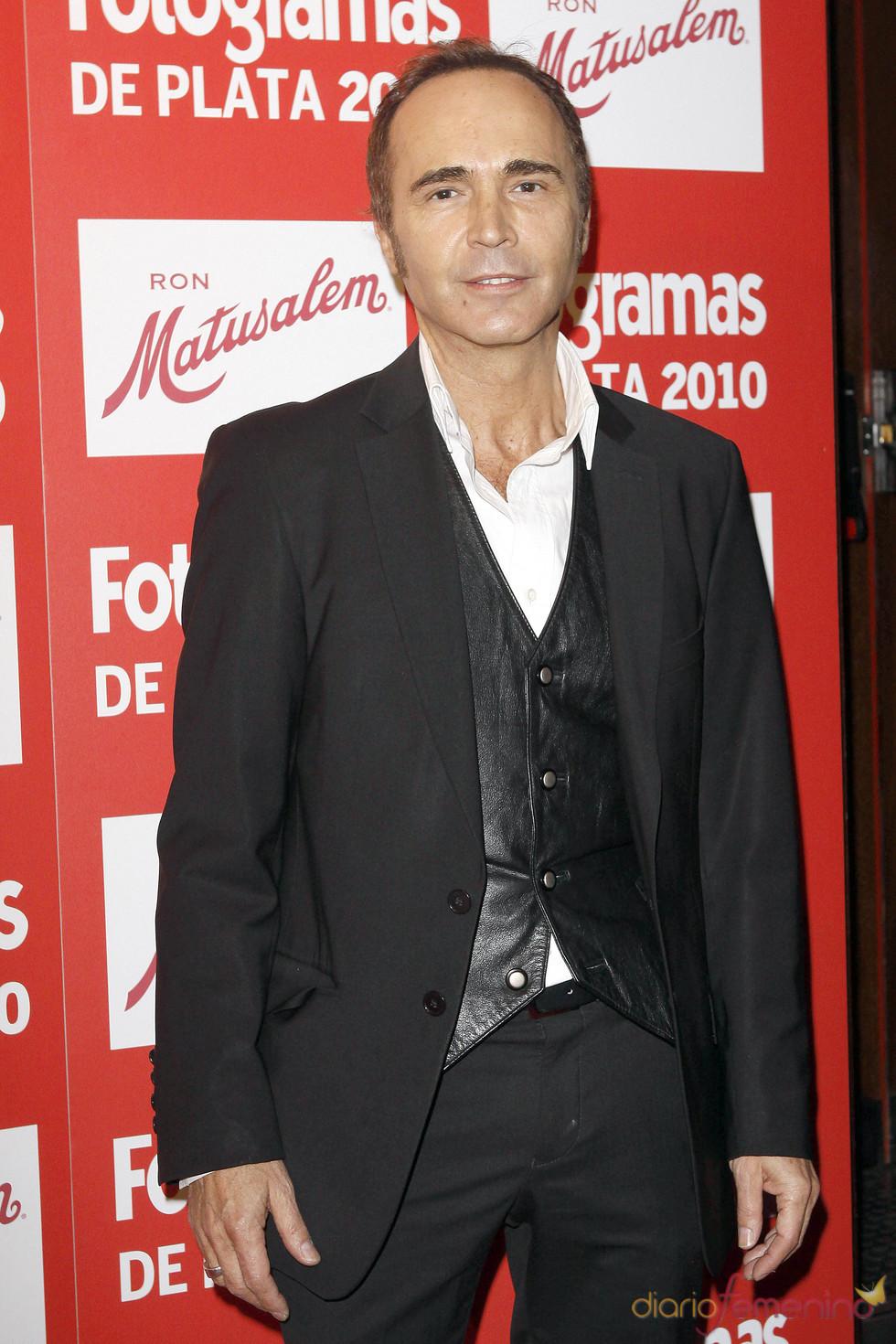 Juan Ribó en los Premios Fotogramas de Plata 2010