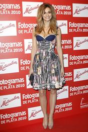 Norma Ruíz en los Premios Fotogramas de Plata 2010