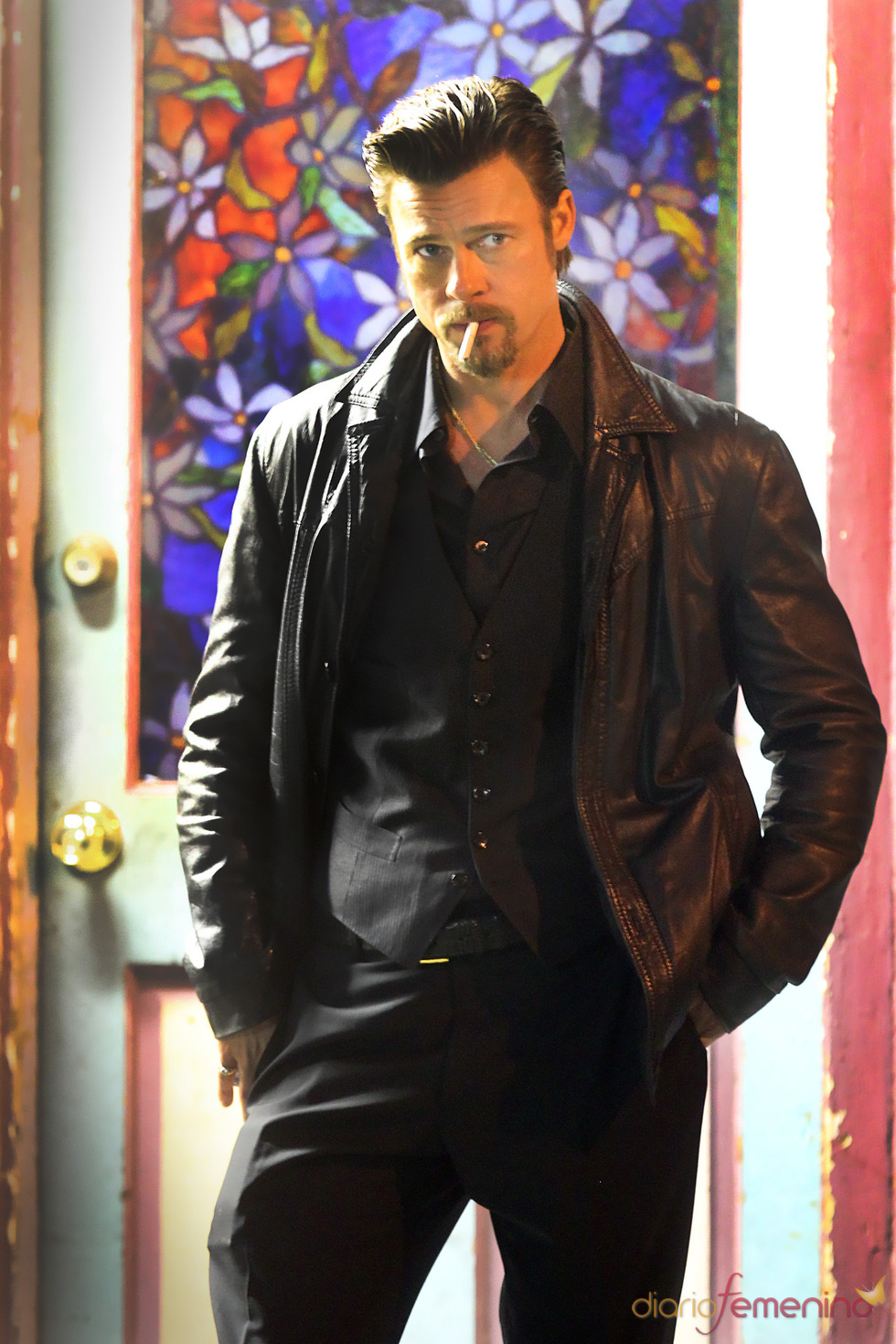Brad Pitt, un gánster en 'Cogan's Trade'