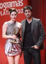 Blanca Suárez y Hugo Silva en los Premios Fotogramas de Plata 2010