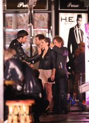Emma Watson se prepara para el rodaje de Lancome
