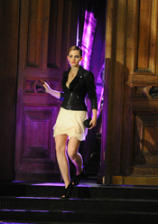 Emma Watson ya rueda el anuncio de Lancome que protagoniza