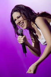 Tamara presenta su disco 'MAS'
