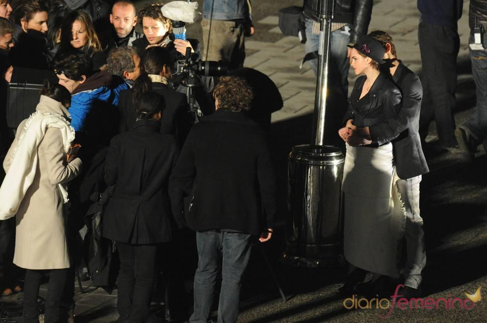 Comienza el rodaje de Lancome con Emma Watson como protagonista