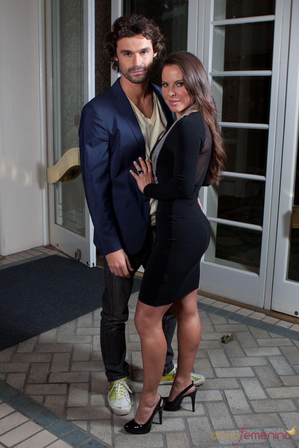 Kate del Castillo e Iván Sánchez, protagonistas de 'La Reina del Sur'
