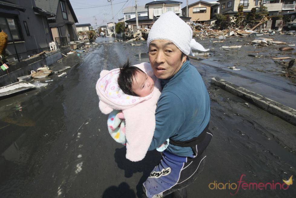 Miedo y muerte entre las víctimas japonesas