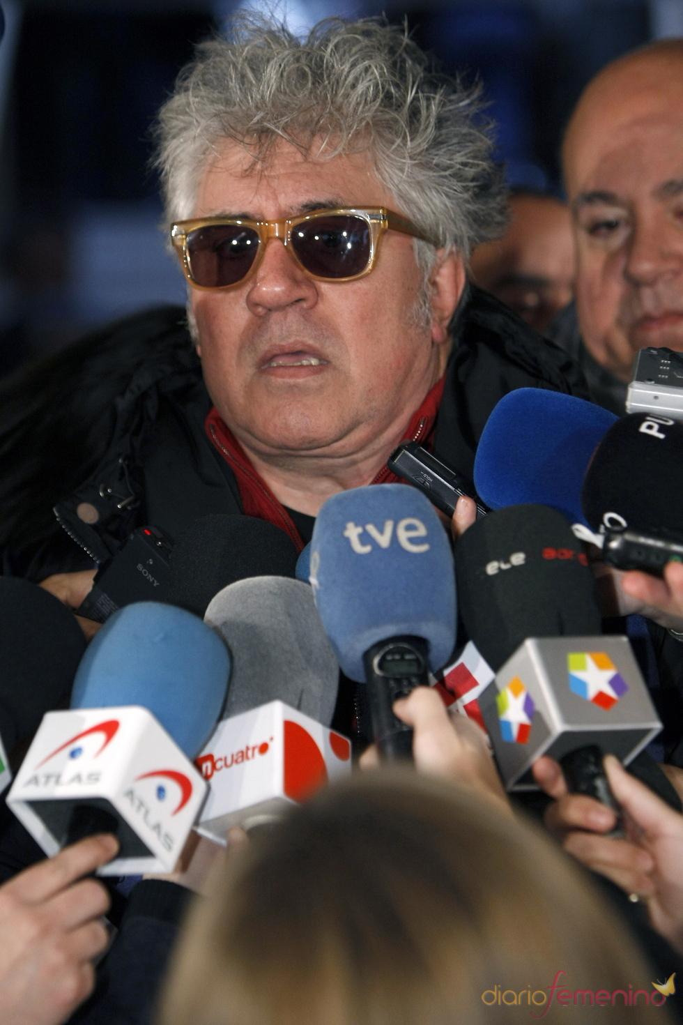 Pedro Almodóvar podría ir a Cannes con 'La piel que habito'