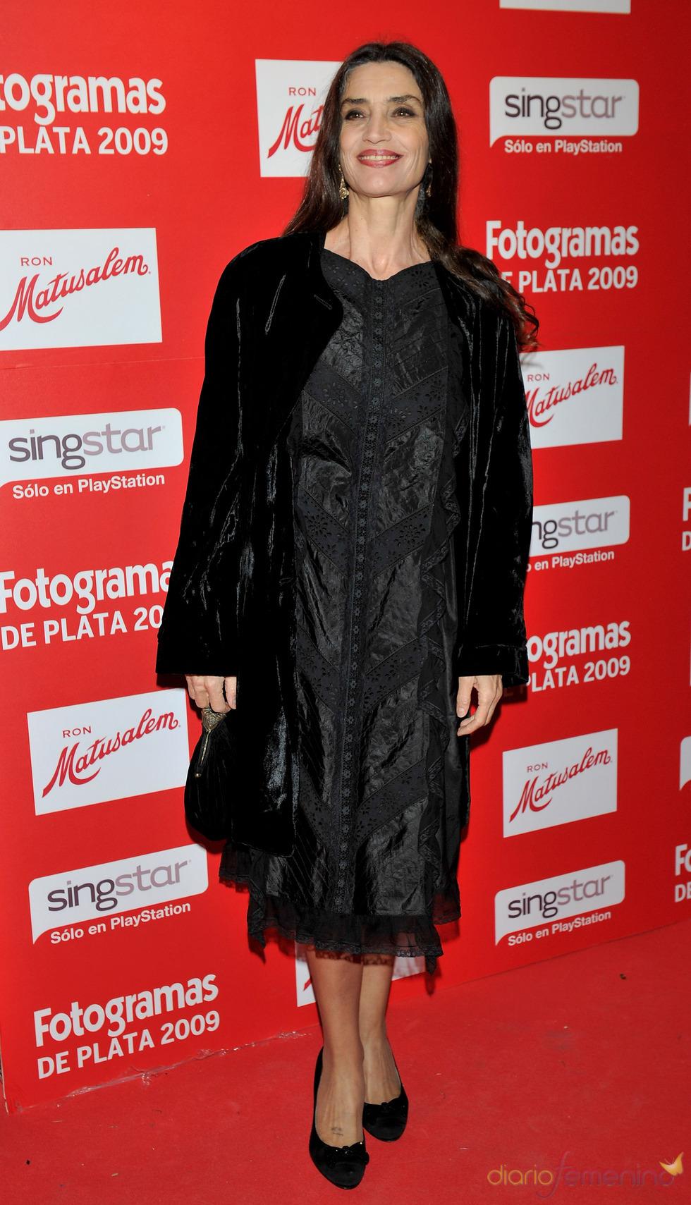 Ángela Molina, homenajeada en el Festival de Cine de Nantes