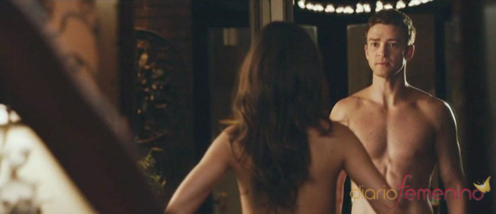 Justin Timberlake y Mila Kunis en 'Amigos con beneficios'