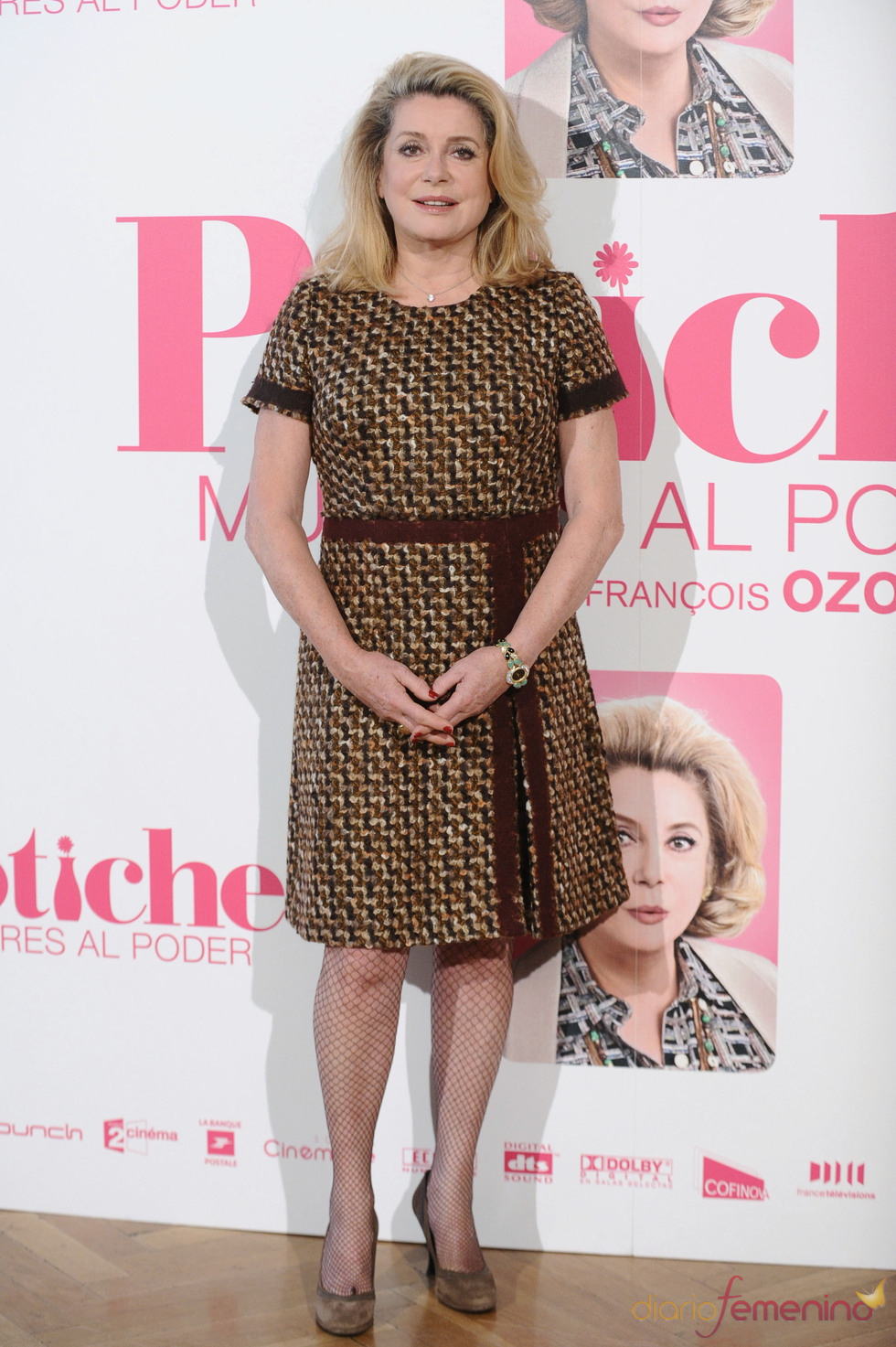 Catherine Deneuve protagoniza 'Potiche. Las mujeres al poder'