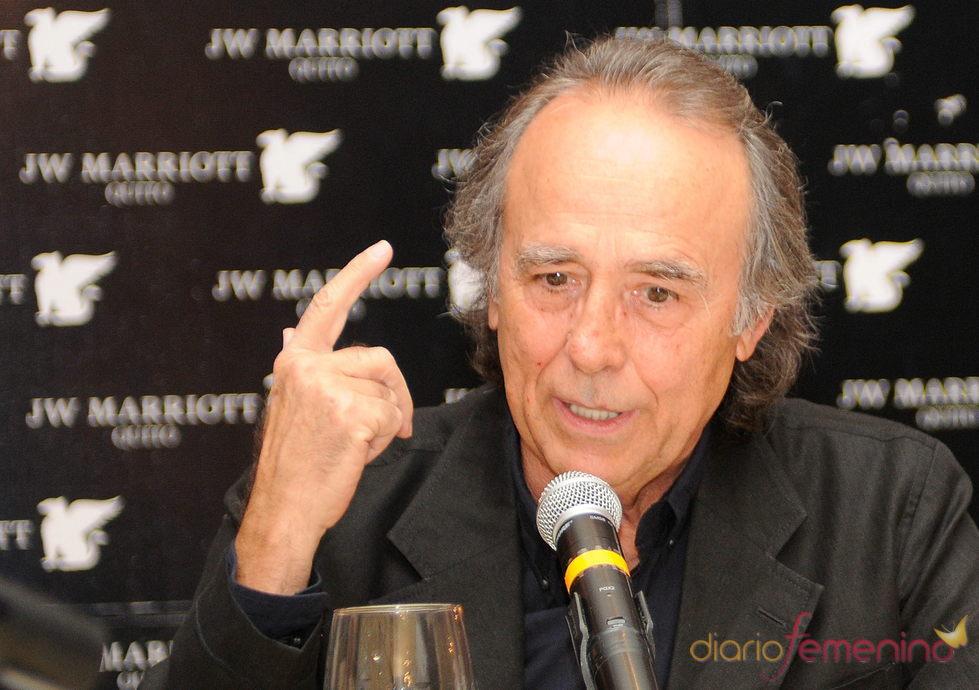 Joan Manuel Serrat: 'Embajador de buena voluntad'