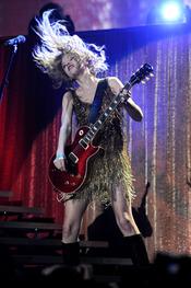 Concierto de Taylor Swift en Milan el 15 de Marzo de 2011
