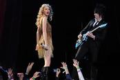 Taylor Swift sorprende a su público de Milan