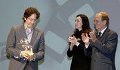 Ángeles González Sinde en la entrega del Premio Miguel Picazo 2011